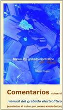Comentarios recibido del Manual grabado electrolítico No tóxico