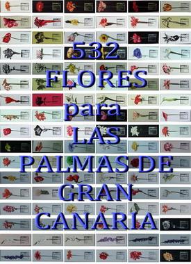 532 Flores para Las Palmas de Gran Canaria